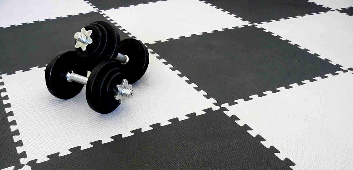 Eva Gym Flooring Mats Supplier Fab Floorings India