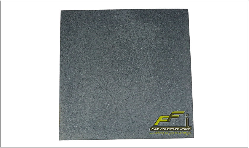 grey rubber tiles